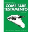 Ebook Come scrivere il Testamento