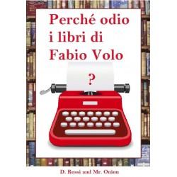ebook Perchè odio i libri di fabio Volo